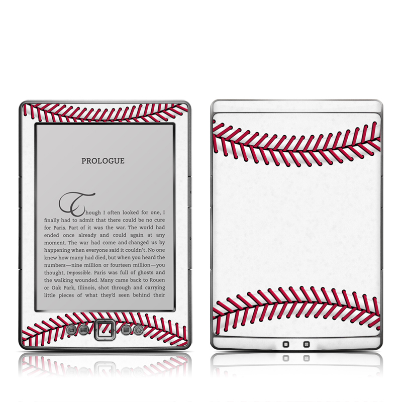 Baseball Amazon Kindle 4 Skin
