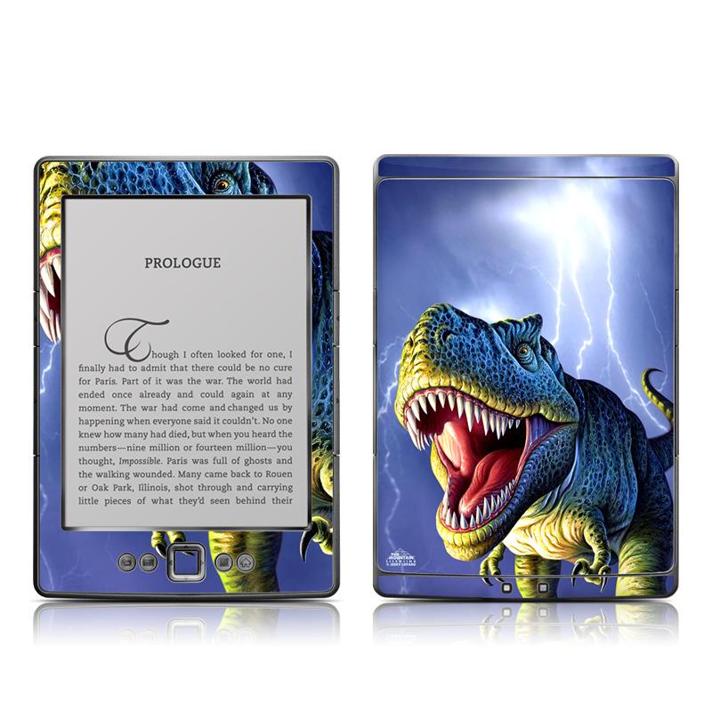 Big Rex Amazon Kindle 4 Skin