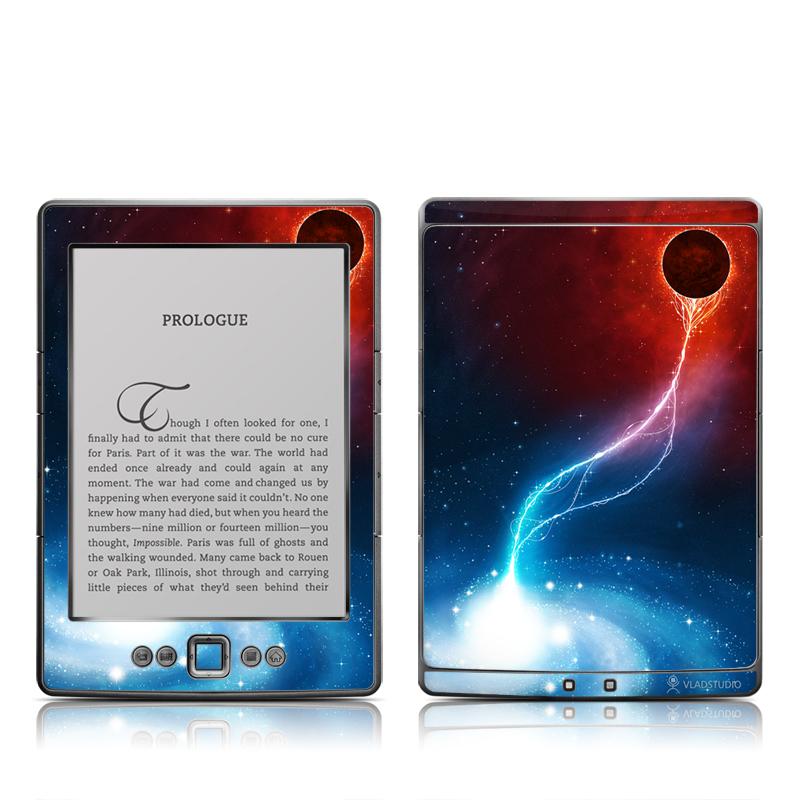 Black Hole Amazon Kindle 4 Skin