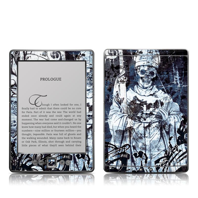 Black Mass Amazon Kindle 4 Skin