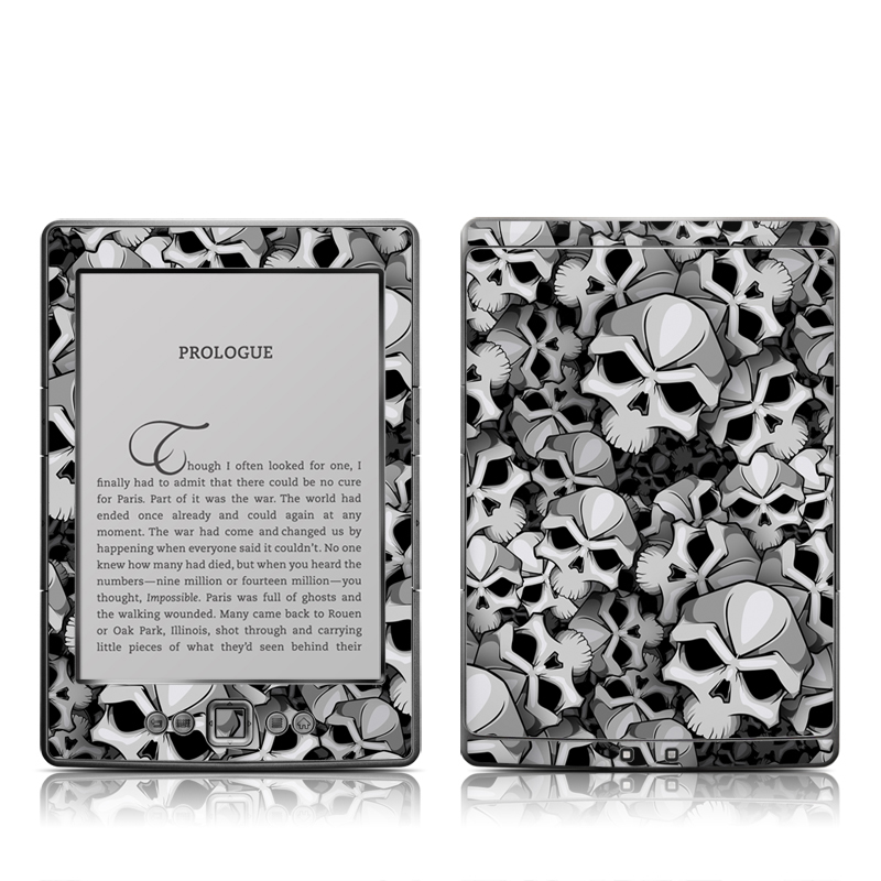 Bones Amazon Kindle 4 Skin