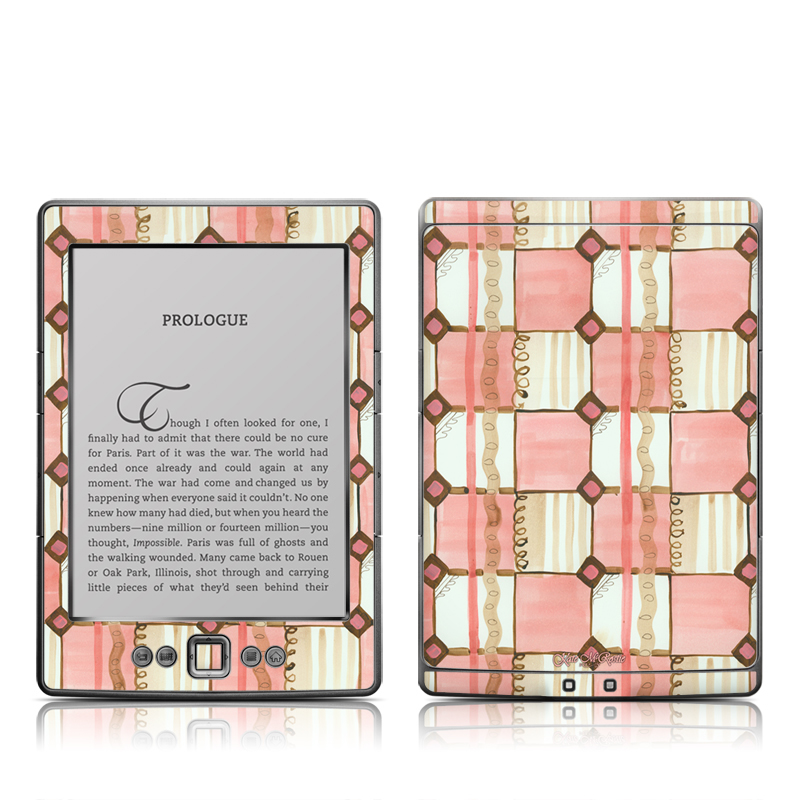 Chic Check Amazon Kindle 4 Skin