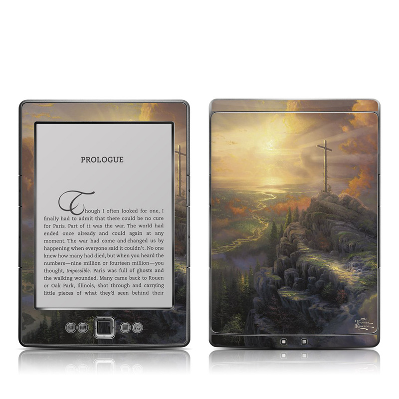The Cross  Amazon Kindle 4 Skin