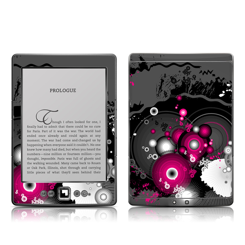 Drama Amazon Kindle 4 Skin