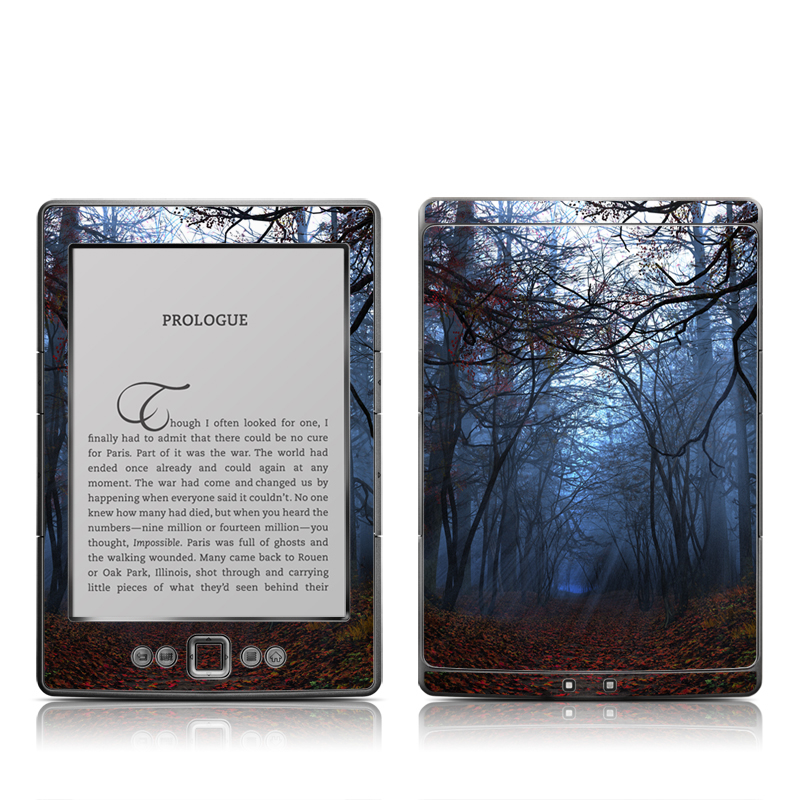 Elegy Amazon Kindle 4 Skin