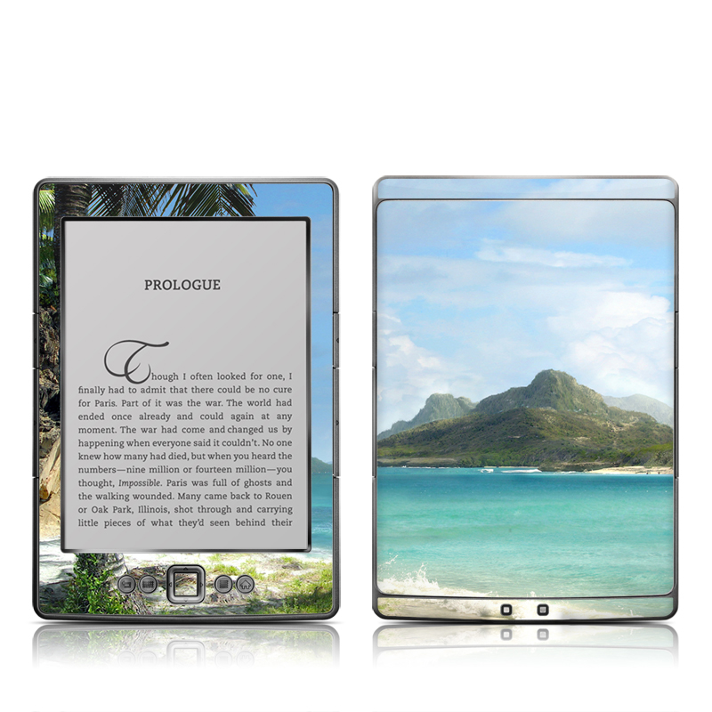 El Paradiso Amazon Kindle 4 Skin