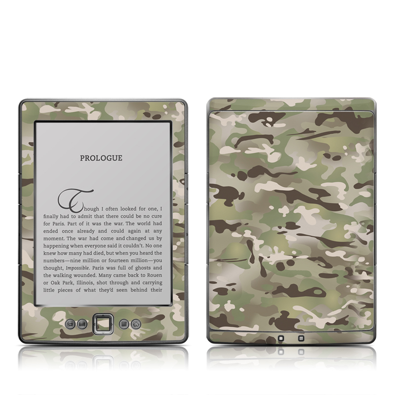 FC Camo Amazon Kindle 4 Skin