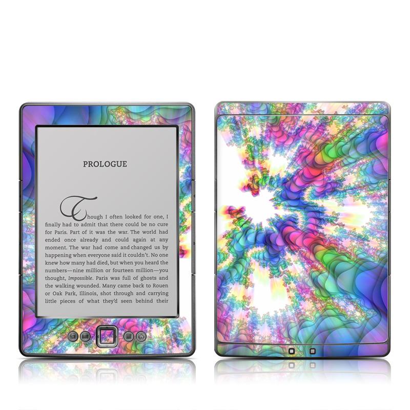 Flashback Amazon Kindle 4 Skin