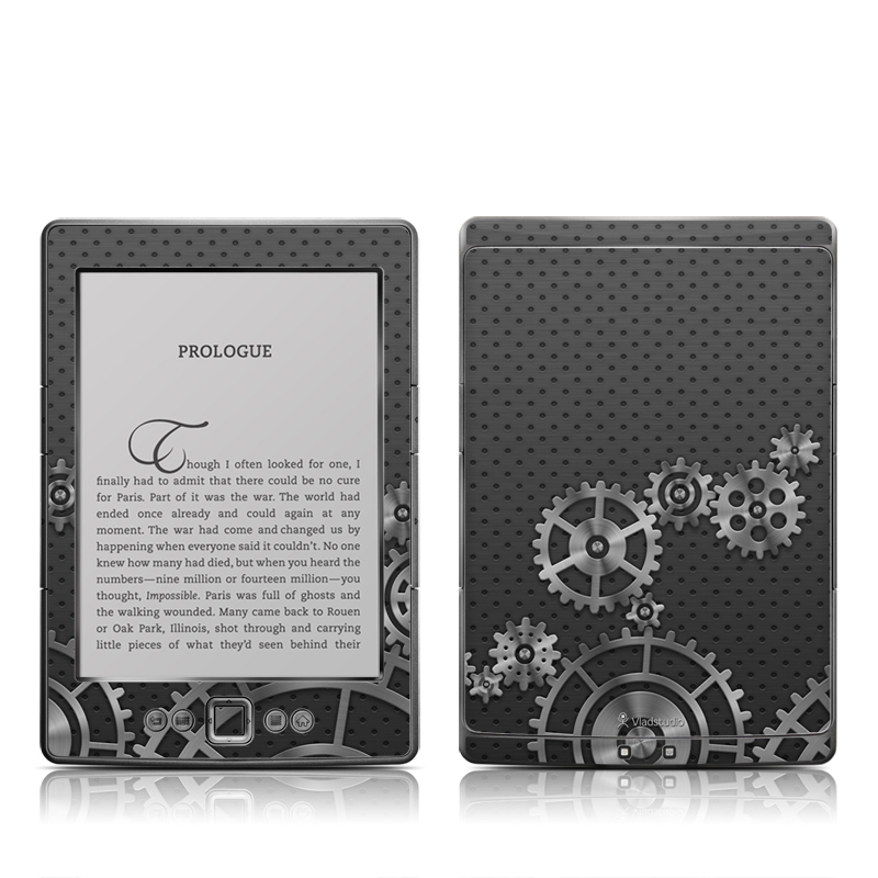 Gear Wheel Amazon Kindle 4 Skin