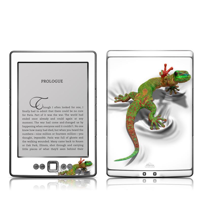 Gecko Amazon Kindle 4 Skin