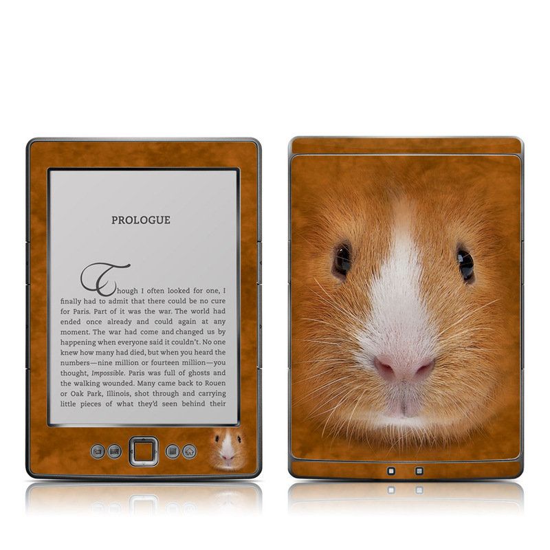 Guinea Pig Amazon Kindle 4 Skin