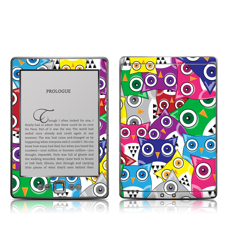 Hoot Amazon Kindle 4 Skin