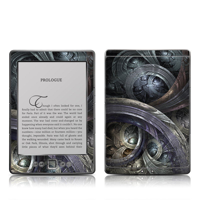 Infinity Amazon Kindle 4 Skin