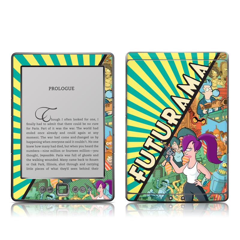 Leela Amazon Kindle 4 Skin
