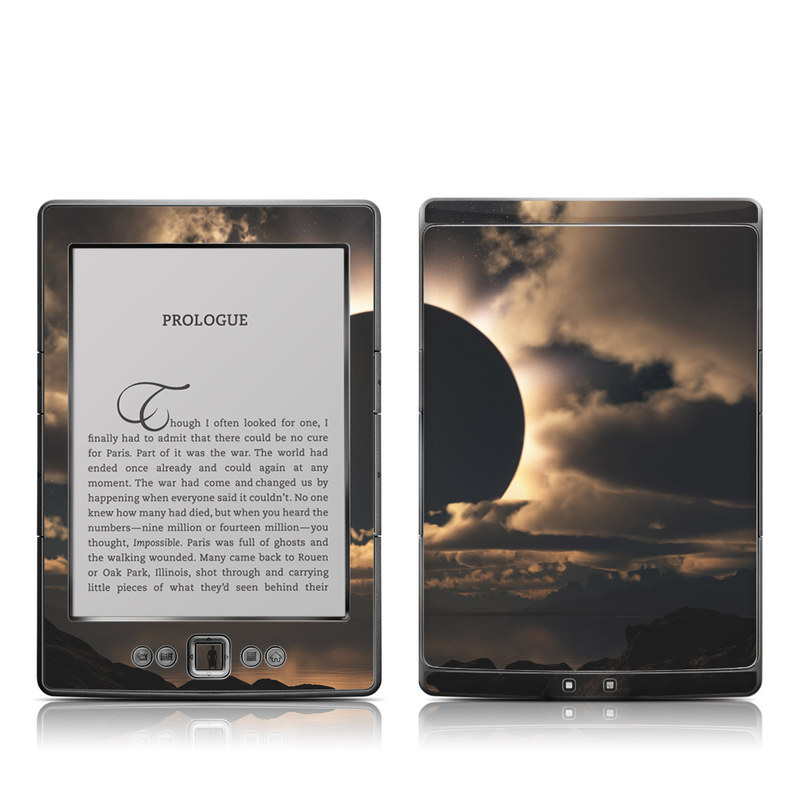 Moon Shadow Amazon Kindle 4 Skin