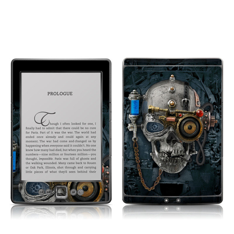 Necronaut Amazon Kindle 4 Skin