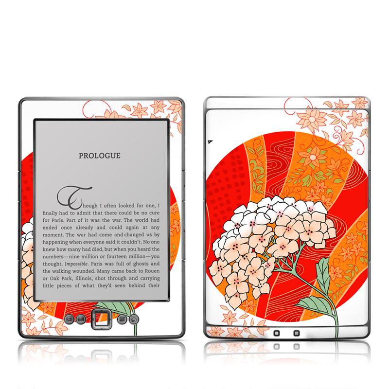 Oriental Daydreams Amazon Kindle 4 Skin