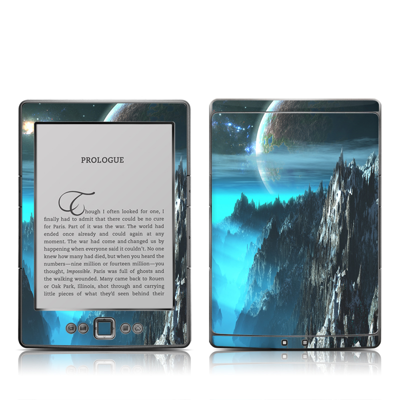 Path To The Stars Amazon Kindle 4 Skin