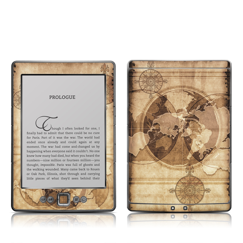Quest Amazon Kindle 4 Skin