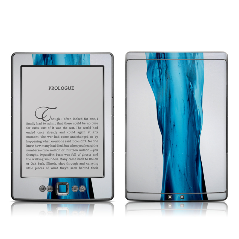 River Amazon Kindle 4 Skin