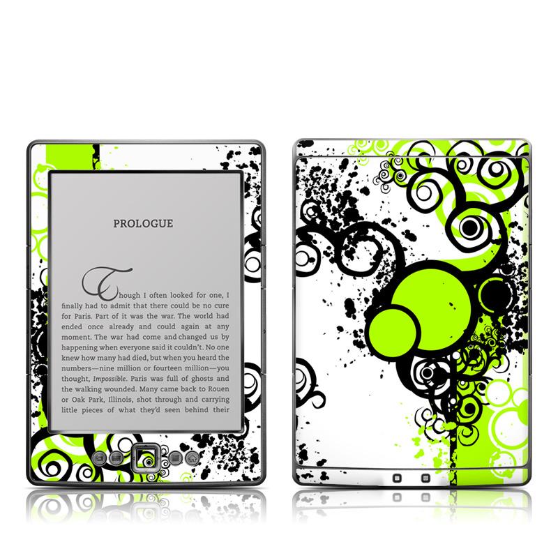 Simply Green Amazon Kindle 4 Skin
