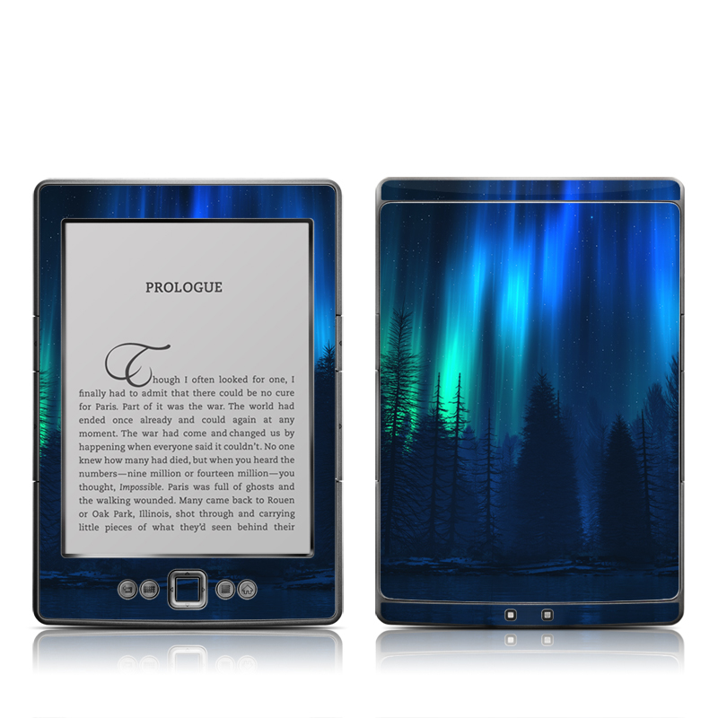 Song of the Sky Amazon Kindle 4 Skin