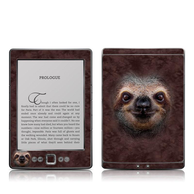 Sloth Amazon Kindle 4 Skin