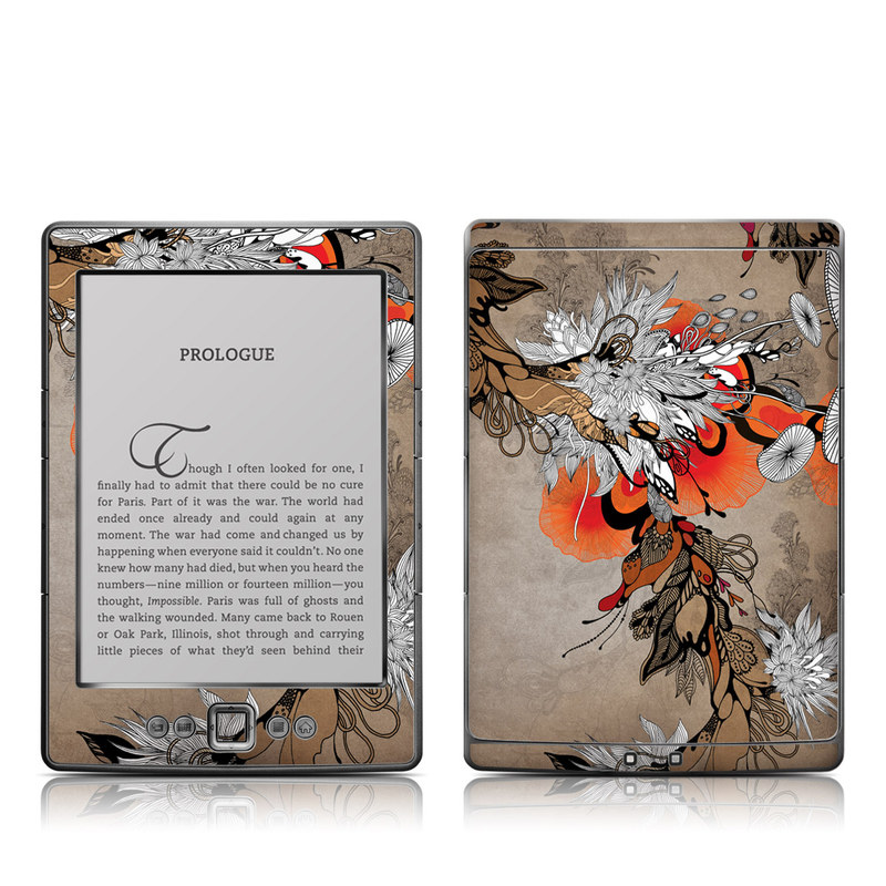 Sonnet Amazon Kindle 4 Skin