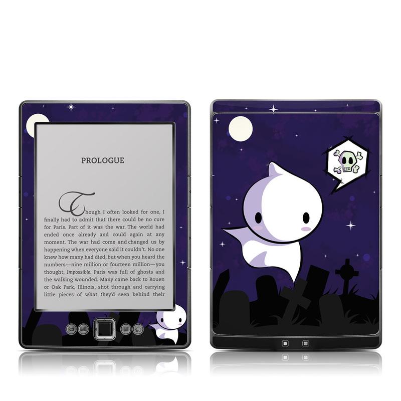 Spectre Amazon Kindle 4 Skin
