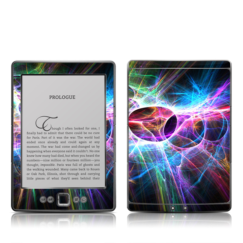 Static Discharge Amazon Kindle 4 Skin