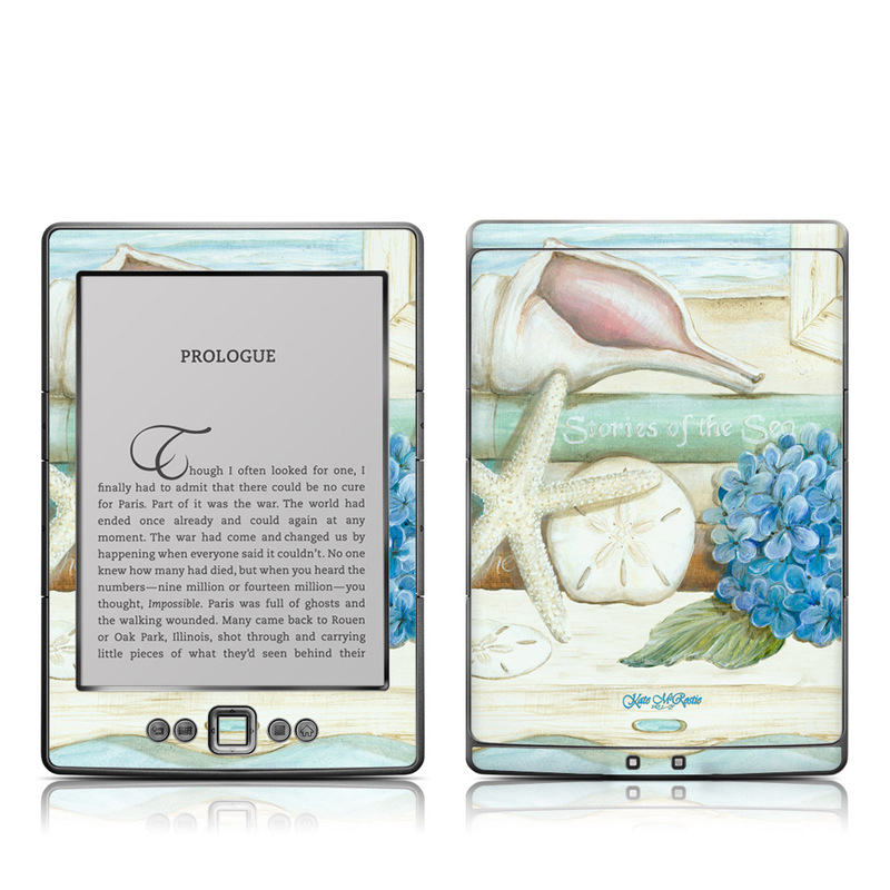 Stories of the Sea Amazon Kindle 4 Skin