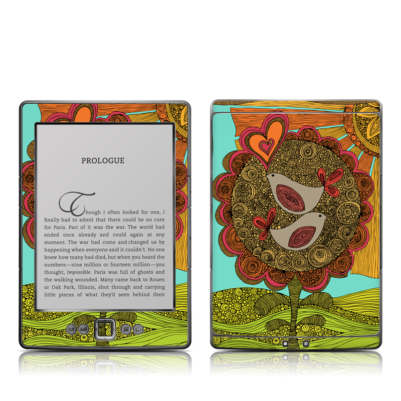 Sunshine Amazon Kindle 4 Skin