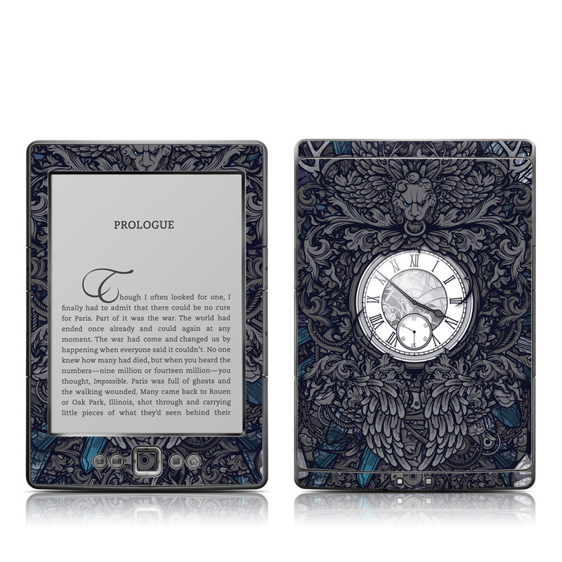 Time Travel Amazon Kindle 4 Skin