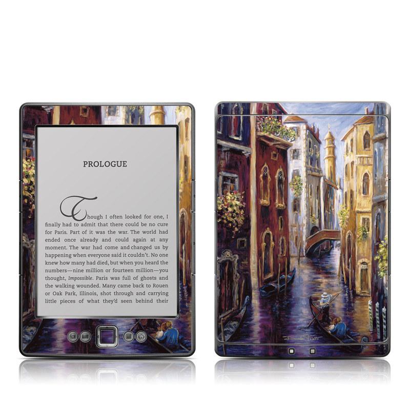 Venezia Amazon Kindle 4 Skin