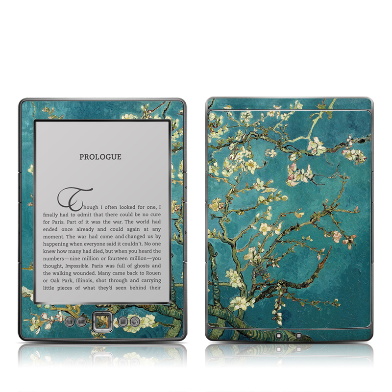 Blossoming Almond Tree Amazon Kindle 4 Skin
