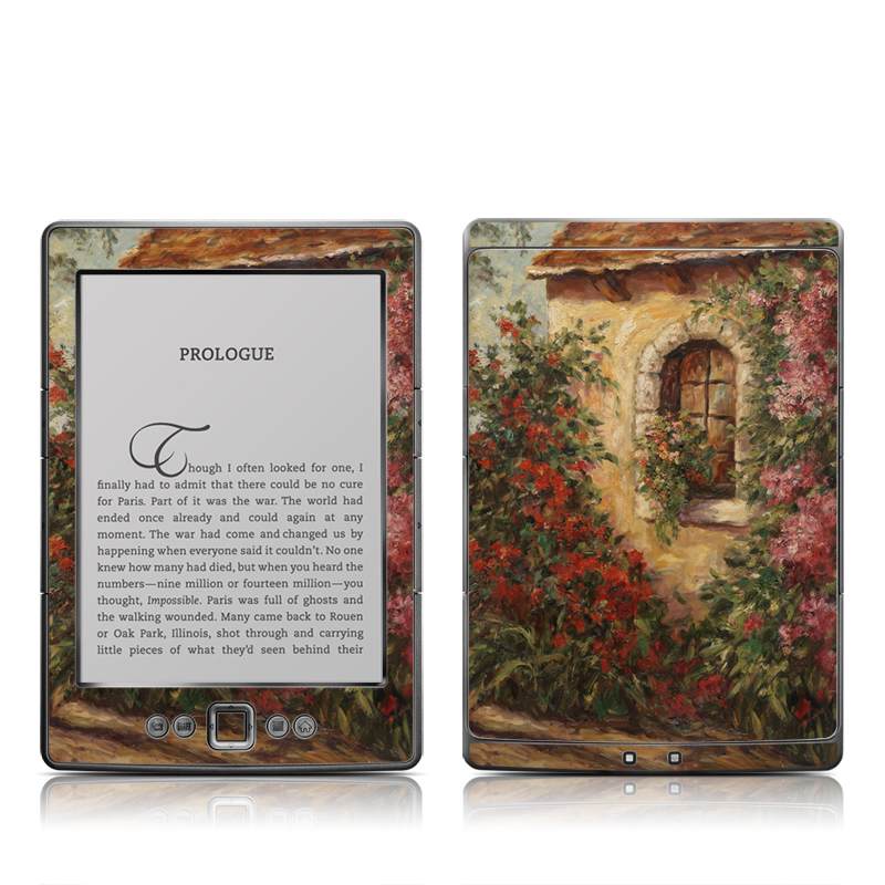 The Window Amazon Kindle 4 Skin
