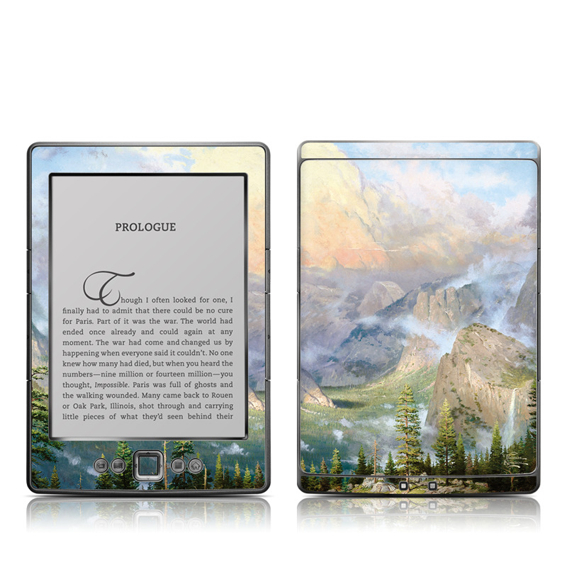 Yosemite Valley Amazon Kindle 4 Skin