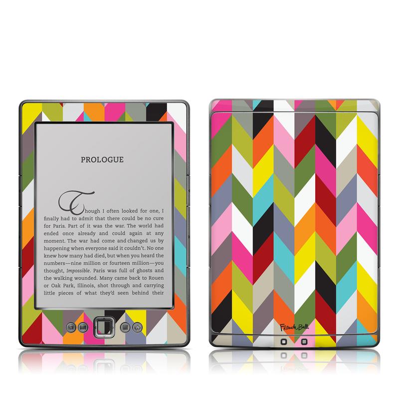 Ziggy Condensed Amazon Kindle 4 Skin