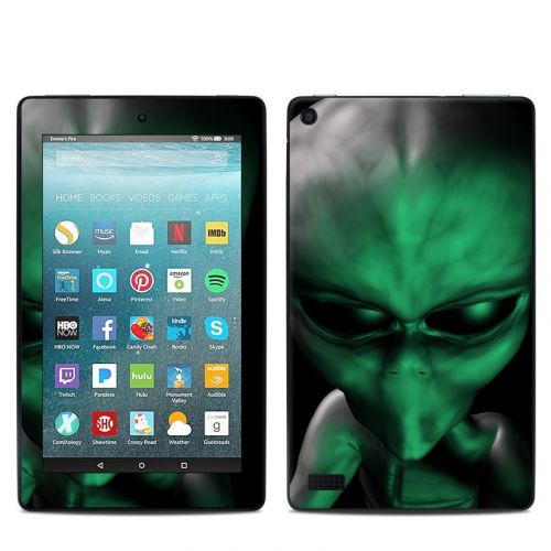 Abduction Amazon Fire 7 Skin