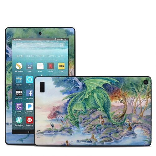 Of Air And Sea Amazon Fire 7 Skin