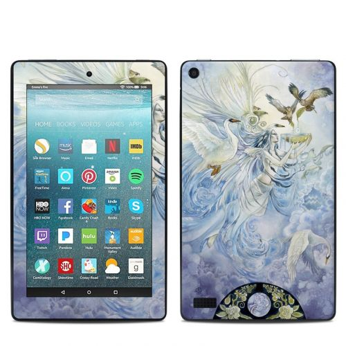 Aquarius Amazon Fire 7 Skin