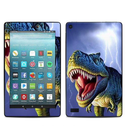 Big Rex Amazon Fire 7 Skin