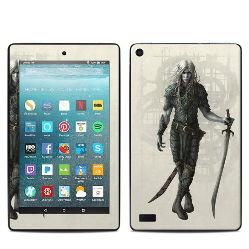 Dark Elf Amazon Fire 7 Skin