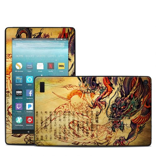 Dragon Legend Amazon Fire 7 Skin