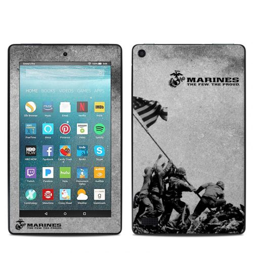 Flag Raise Amazon Fire 7 Skin