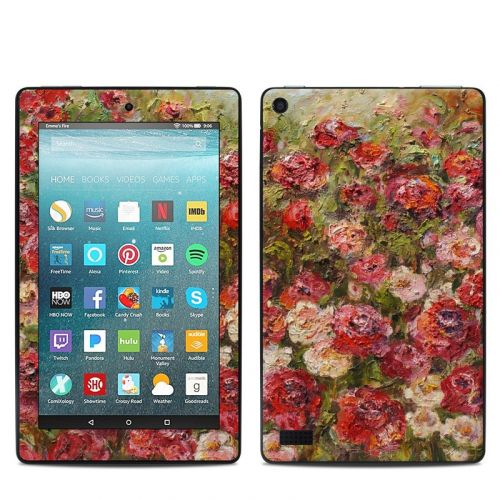 Fleurs Sauvages Amazon Fire 7 Skin