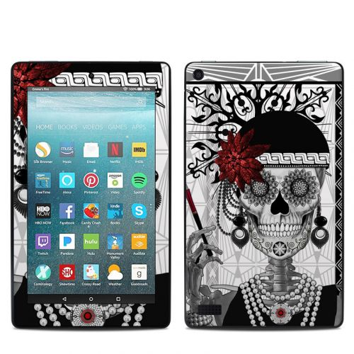 Mrs Gloria Vanderbone Amazon Fire 7 Skin