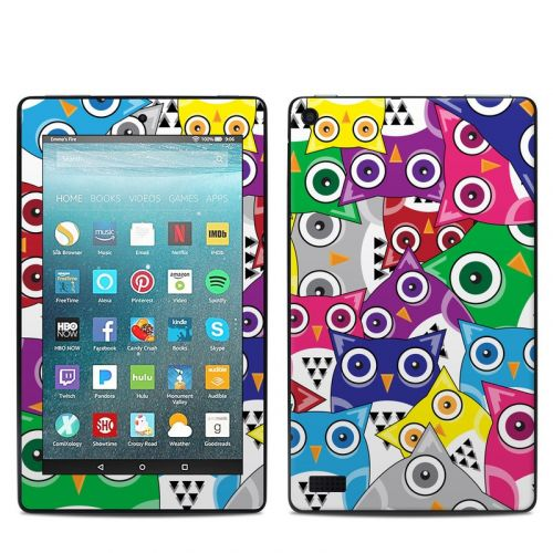 Hoot Amazon Fire 7 Skin