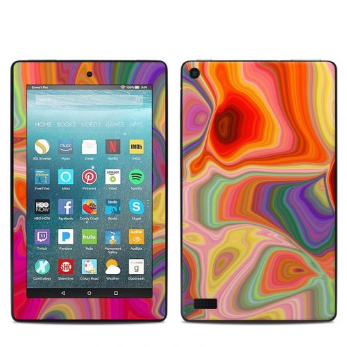 Mind Trip Amazon Fire 7 Skin