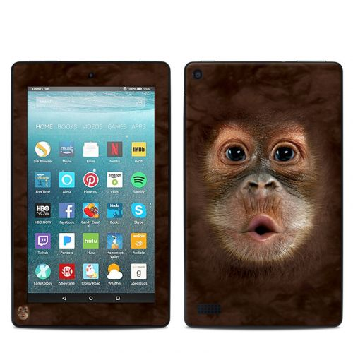 Orangutan Amazon Fire 7 Skin